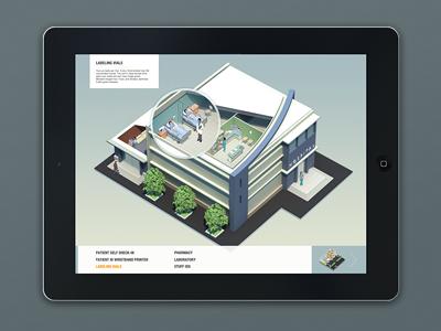 Zebra Infographics Concept infographics ipad interface illustration artua