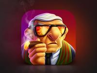 Tap Mafia app icon