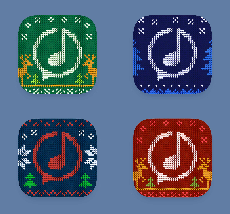 Icons fullsize