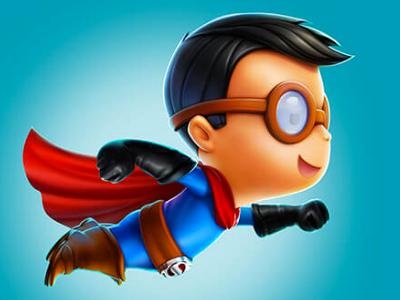 Super Hero human hero game character game art game design character design design illustration artua