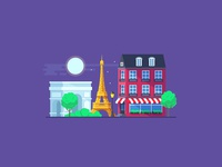 Flat Paris