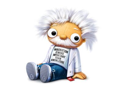 Einstein :) icon einstein science physics doctor artua