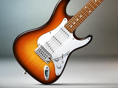 Guitar small