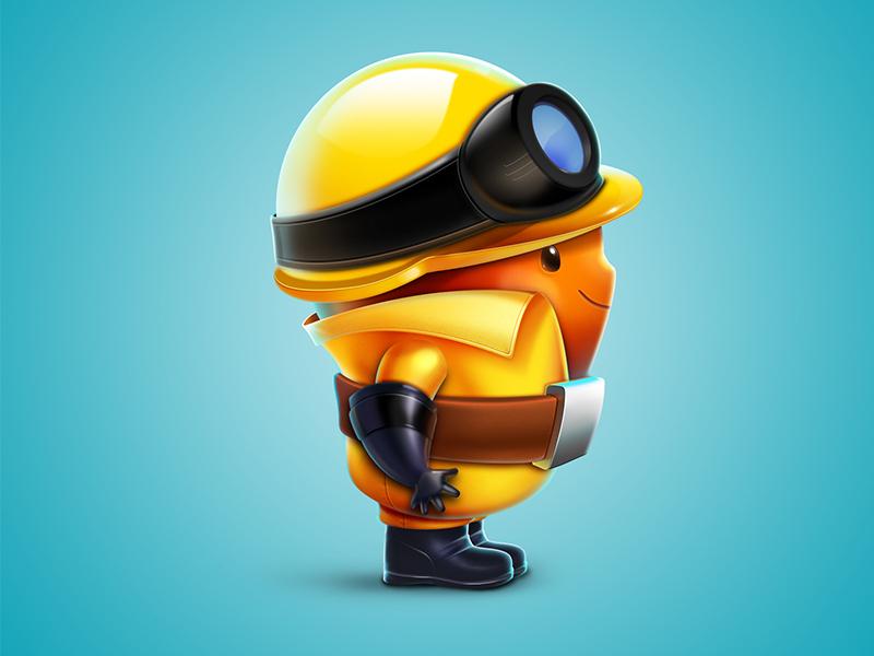 Hero kid superhero human concept character design design ios game game art game design character icon illustration artua
