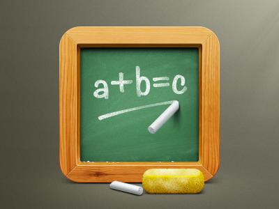 School board icon artua icon illustration school school board board chalk