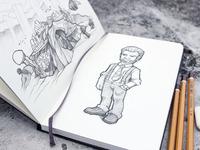 Sketch big