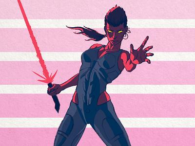Darth Jasara concept art star wars digital art character design female illustration