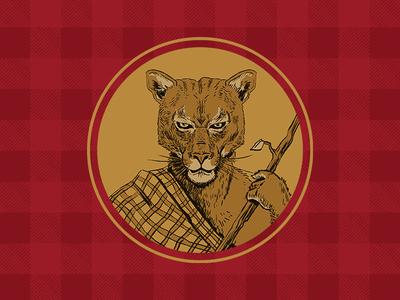Cougar Flanimal Icon