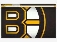 Bruins Chrome Themes