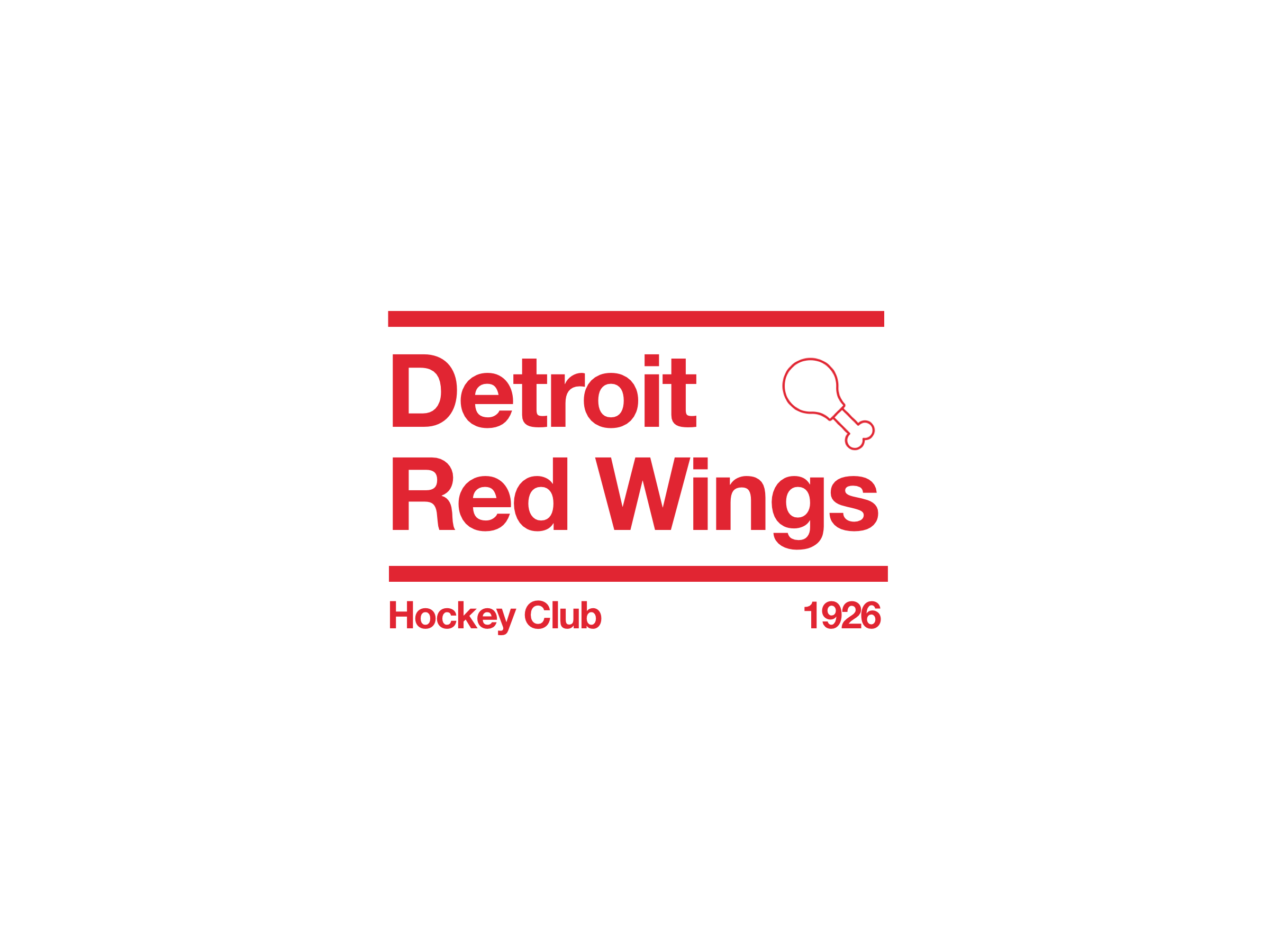 Red Wings Font Graphic Wwwtollebildcom