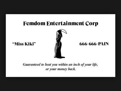 Femdom Entertainment Corp