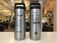 Recurly Water Bottles
