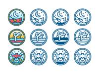 Paddle badges2