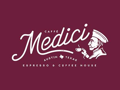 Medici coffee script austin texas