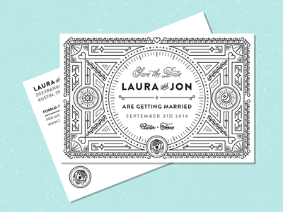 save the date invitation save the date invitation sun moon dog wedding