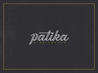 patika | brand preview