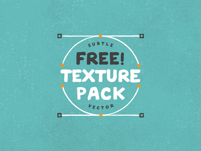 Free Subtle Vector Texture Pack! free texture halftone distress vector grunge subtle