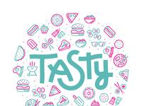 Tasty circle 2