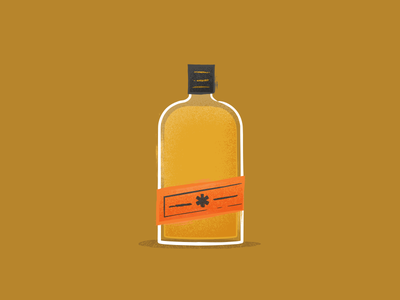 bulleit cocktail illustration icon rye bulleit whiskey bourbon