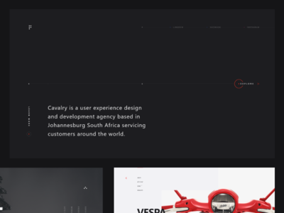 Cavalry - Concept Screens