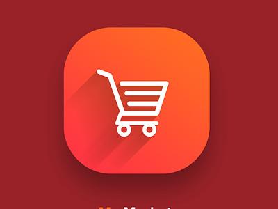 Mymarket ui icon app
