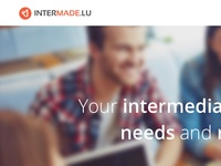 Intermade Web design website