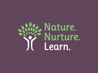 Nature Nurture Learn Brand Identity