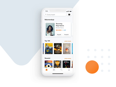 Lubimyczytac App - Book Detail