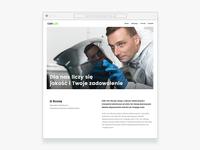 Car Varnisher custom website design and development