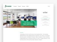 Exwood Furniture Contractor Website