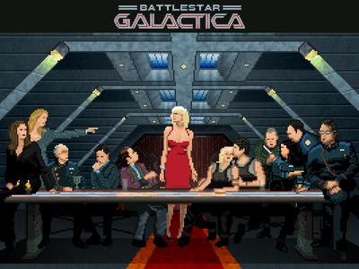 Battlestar Galactica - Last Supper