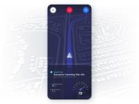 Autonomous Vehicle Ride Hailing App