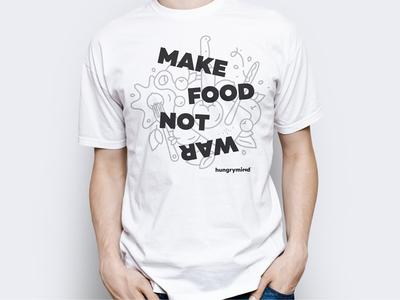 Hungrymind - Make Food Not War (2nd)