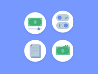 Icons for bxblue