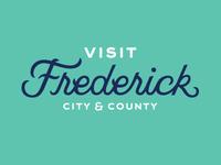 Visit Frederick Logo