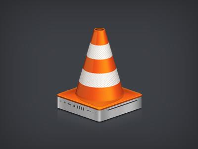 VLC icon alternative icon vlc icns