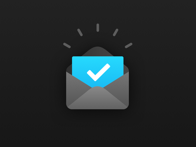 Email Confirmation Illustration illustration icon email sign up artstation