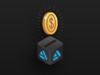 ArtStation Marketplace - Sale illustration seller marketplace $ making money artstation coin icon illustration