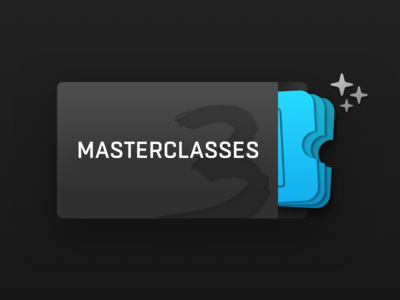 ArtStation Masterclasses3 Tickets Illustration
