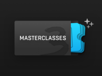 ArtStation Masterclasses3 Tickets Illustration