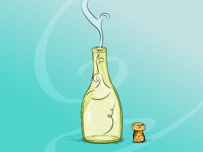 Bottled Memory