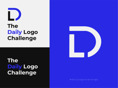 "Daily Logo Challenge - ""Daily Logo Challenge"""