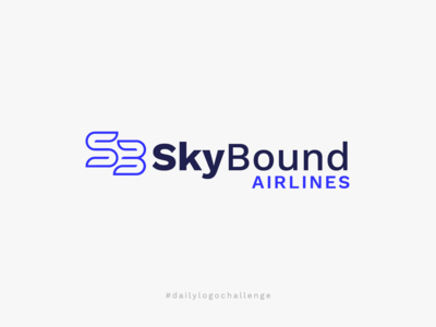 Daily Logo Challenge - Airline Logo