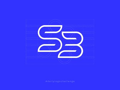 Daily Logo Challenge - Sky Bound Airlines sky bound sky bound airlines airline branding daily logo logo challenge daily logo challenge b logo s logo airplane logo airline logo blue logo blue new logo design new logo