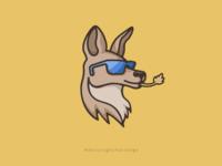 Daily Logo Challenge - Kangaroo Logo