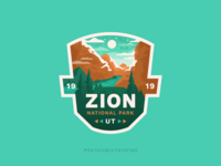 Daily Logo Challenge - National Park