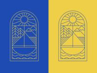 Daily Logo Challenge - Boat Logo