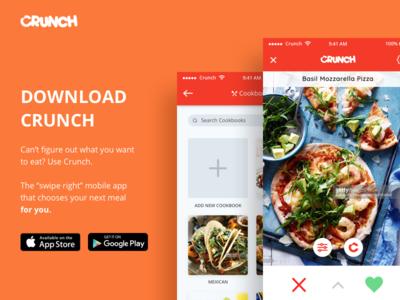 Download The Crunch App