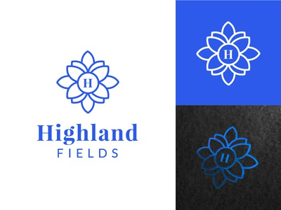 Highland Fields Logo