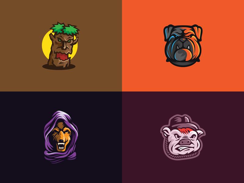 Best Logo Inspiration Dribbble